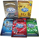 The 39 Clues - 1-4 Book Set plus A Game Card Pack - RRP: 32.95 (The 39 Clues ...