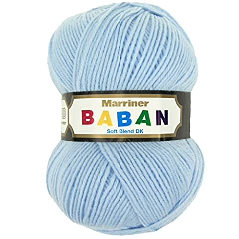 Marriner Baban DK 100g | Baby Yarn | Double Knitting