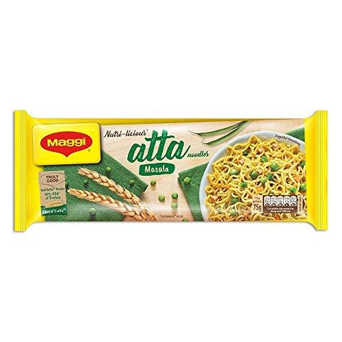 Maggi Nutri-licious Atta Noodles, Masala, 300g