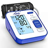 Blood Pressure Monitor for Upper Arm - BP Monitor for Home Use, Automatic