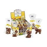 10er SET Hochfeine Osterfiguren lose gemischte Motive, je 10 g Ostern Schokolade