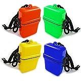 seguryy Plastik-Aufbewahrungsbox für Geld oder Handy, wasserdicht, ABS-Kunststoff
