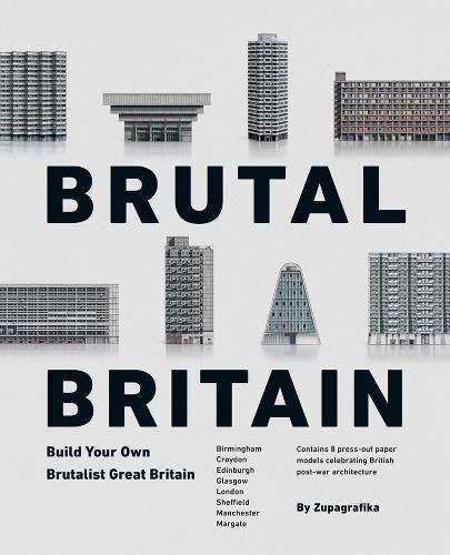 Brutal Britain por Zupagrafika Zupagrafika