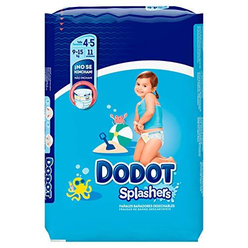 Dodot Splashers - 11 Pañales Bañadores Desechables