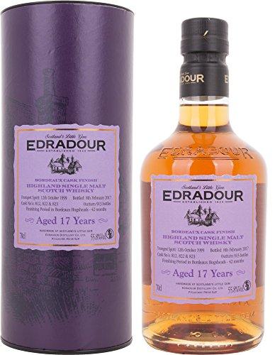 Edradour Bordeaux Cask Finish Scotch di Malto Singolo - 700 ml