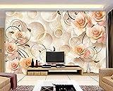 Papel tapiz de sala de estar FSKJBZ Papel pintado de canicas 3D Murales de pared 3D personalizados Papel tapiz de decoración no tejida @ 450cmx300cm
