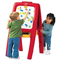 Step2 Easel for Two (Red/ Yellow)
