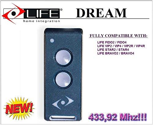 life-dream-3-kanal-handsender-43392mhz-rolling-code-die-neue-version-von-life-fido-life-vip-life-sta