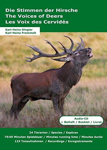 Die Stimmen der Hirsche, The Voices of Deer, Les Voix des Cervidés