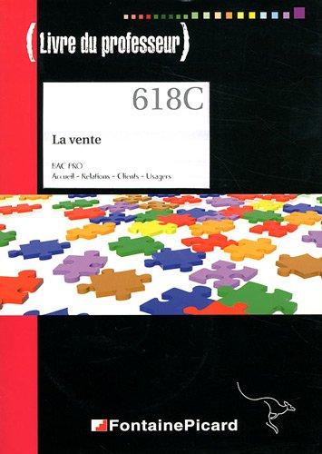 La vente Bac Pro ARCU : Livre du professeur (1Cédérom)