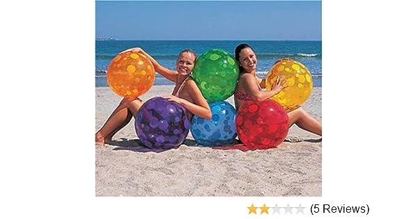 grün Wasserball Strandball Farbe
