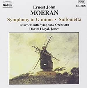 Sinfonie G-Moll/Sinfonietta