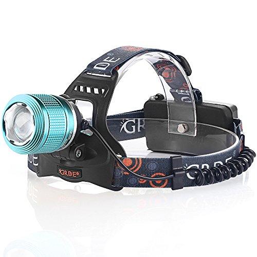 LED Headlight, grde 2000Lumens resistente agua ultrabrillante