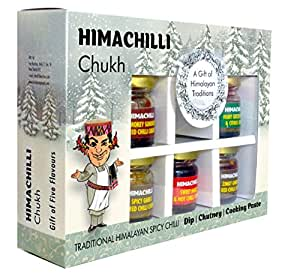 Himachilli Gift and Trial Pack