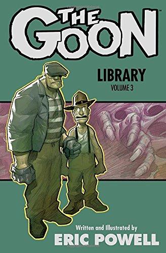 GOON LIBRARY HC 03 (The Goon Library)