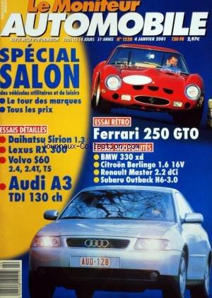 moniteur-automobile-le-no-1228-du-04-01-2001-essais-salon-le-tour-des-marques-ferrari-250-gto-daihat