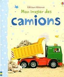 MON IMAGIER DES CAMIONS