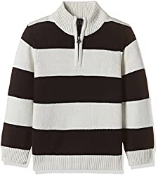 The Childrens Place Boys Sweater (2066226S1_Stone_3 Years)