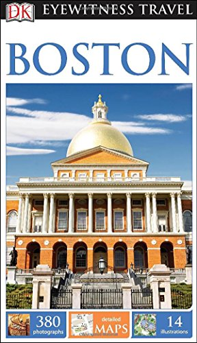 DK Eyewitness Boston (DK Eyewitness Travel Guides)
