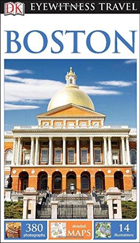 Boston (Dk Eyewitness Travel Guides Boston)