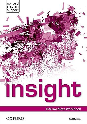 Insight Intermediate: Workbook