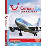 Just Planes Corsair Fly Airbus A330-200 Canada DVD