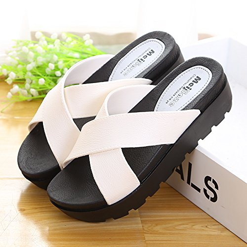 2017 new cross altezza scarpe comoda a casa?,40 bianchi 40 bianchi