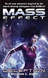 [Mass Effect: Deception] (By: William C Dietz) [published: January, 2012]