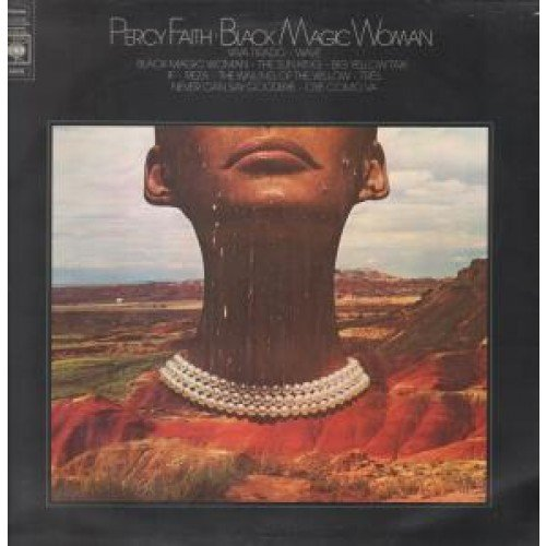 Faith, Percy Black Magic Woman LP CBS 64476 EX/VG 1971