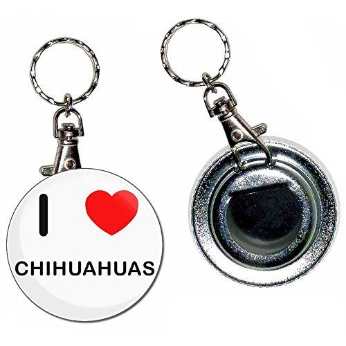 Portachiavi love Chihuahuas.