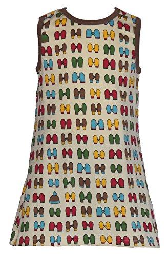 """iister egg – Kleid, Tunika, allover """"HANDSCHUHE:FÄUSTLINGE"""" GOTS-zertifiziert, BIO-Baumwolle von iister egg (110/116) (Natur-jersey Handschuh)"""