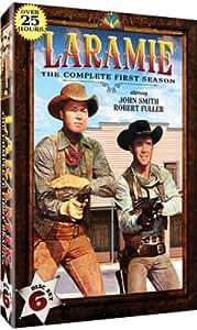 Laramie: Complete First Season [DVD] [Region 1] [US Import] [NTSC]