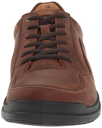 Ecco  ECCO HOWELL, Derbies à lacets hommes Marron (COGNAC02053)