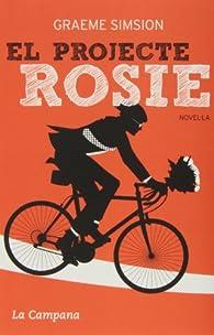 El Projecte Rosie par Graeme Simsion