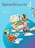 Sprachfreunde - Ausgabe Nord 2010 (Berlin, Brandenburg, Mecklenburg-Vorpommern): 4. Schuljahr - Sprachbuch