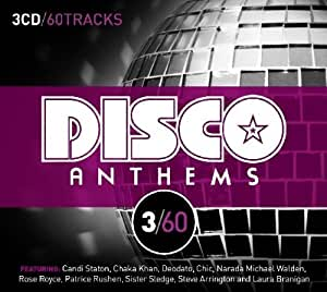 3/60 - Disco Anthems