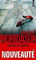 Passage des ombres de Arnaldur Indridason