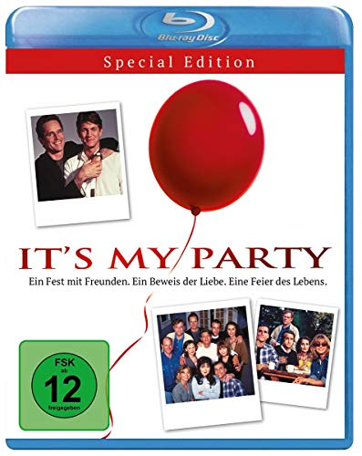 It's My Party [Blu-ray]