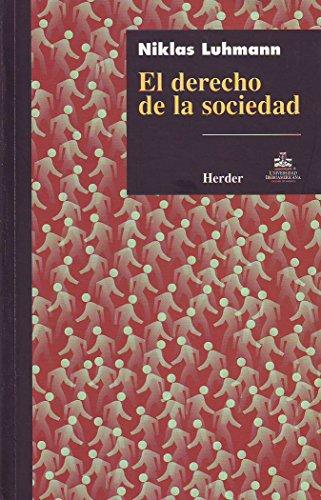Derecho de la sociedad