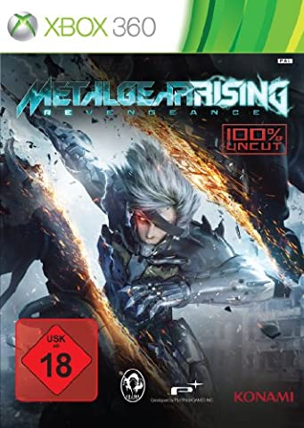 Metal Gear Rising : Revengeance [import allemand]