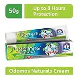 #10: Odomos Naturals Non-Sticky Mosquito Repellent Cream - 50g