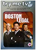Boston Legal - Season 1 (Episodes 1-4) [DVD]