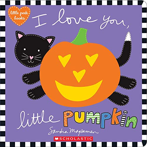 I Love You, Little Pumpkin (Little Peek Books) (Halloween-geschichten Little Bear)