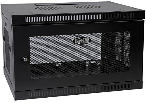 Tripp Lite 6U Wandhalterung Server Rack Gehäuse Schrank, Low Profile und switch-depth (SmartRack srw6u) 6U