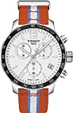 Tissot Women's Quickster NBA Teams 42mm Quartz Analog Watch T095.417.17.037.14
