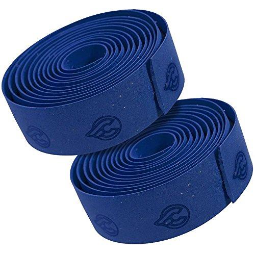 Cinelli Unisex- Erwachsene Gel Ribbon Lenkerband, blau, One Size -