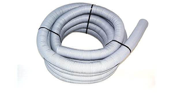 VEVOR 5 m Warmluftschlauch D508-L5 lufttransportschlauch PVC-Schlauch elektrostatischer Clip Bel/üftungsschlauch L/üftungsanwendung