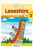 Lesestars: Lesestufe 3 - Übungsbuch mit Lösungen