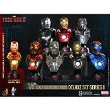 Hot Toys–Iron Man 3Serie 2Set de 8Bustes, 4897011175935