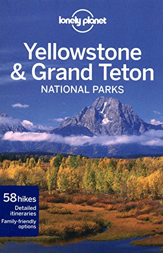 Yellowstone & Grand Teton National Parks 3 par Bradley Mayhew